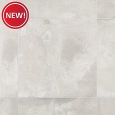 New! Lunar White Ceramic Tile
