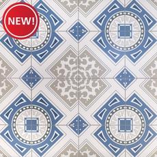 New! Peregalli Azul Porcelain Tile