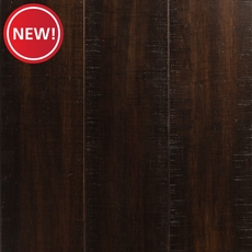 New! Barnwood Hand Scraped Solid Stranded Bamboo