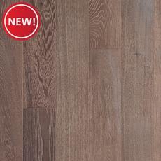 New! Euro Gray Oak Wire Brushed Engineered Hardwood