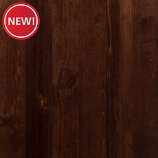 New! Alba Brown Birch Solid Hardwood