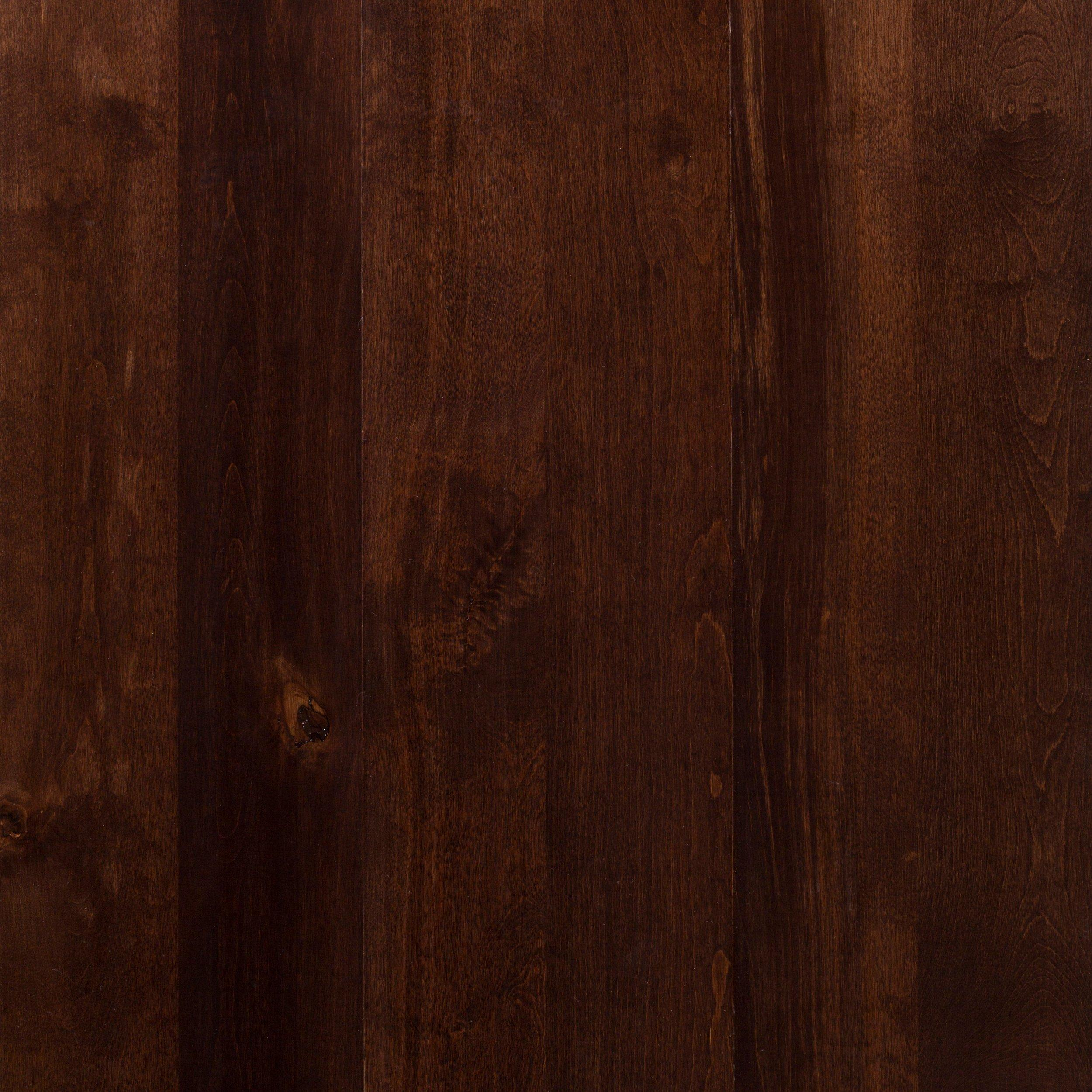 alba brown birch smooth solid hardwood