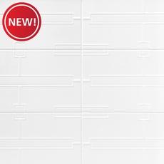New! Maddox White Ceramic Tile