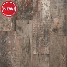 New! Roanoke Multi Wood Plank Porcelain Tile