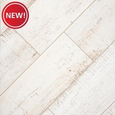 New! Windsor White Wood Plank Porcelain Tile