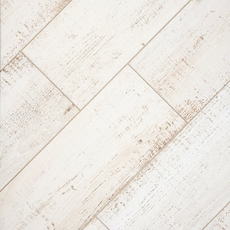 Windsor White Wood Plank Porcelain Tile