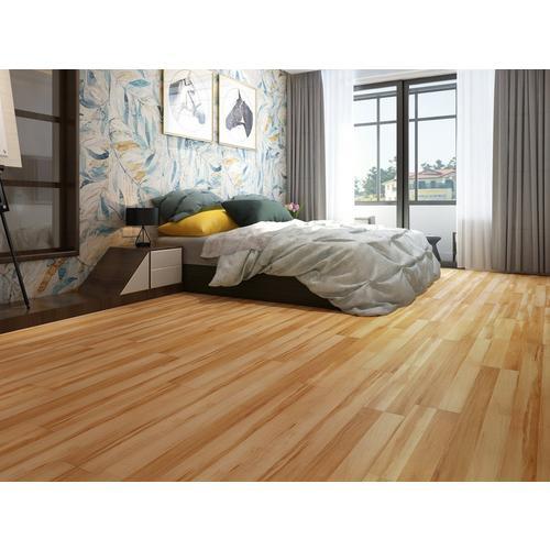 Light Cherry 2 Strip Luxury Vinyl Plank