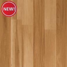New! Light Cherry Luxury Vinyl Plank