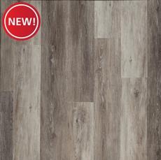 New! Mist Oak Luxury Vinyl Plank