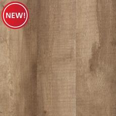 New! Smoked Ash Hand Scraped Luxury Vinyl Plank