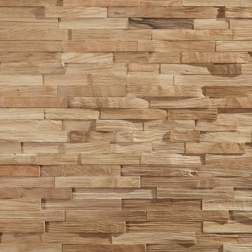 Natural White Oak Hardwood Wall Plank Panel 45in X 8in