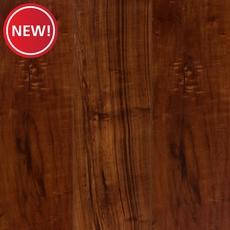New! AquaGuard Cerise Hand Scraped Water-Resistant Laminate