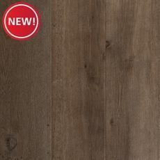 New! AquaGuard Gray Oak Water-Resistant Laminate