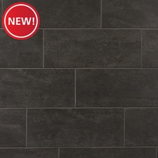 New! Carbon Wash Wall Tile