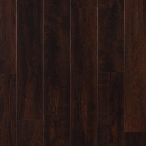 Dark Mahogany Hand Scraped Plank With Cork Back 65mm 100376805