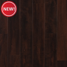 New! NuCore Dark Mahogany Hand Scraped Plank with Cork Back