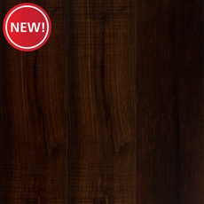 New! NuCore Mixed Cherry Hand Scraped Plank with Cork Back