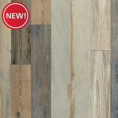 New! NuCore Cabinwood Hand Scraped Plank with Cork Back