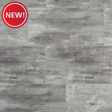 New! NuCore Rustic Gray Grouted Style Tile with Cork Back
