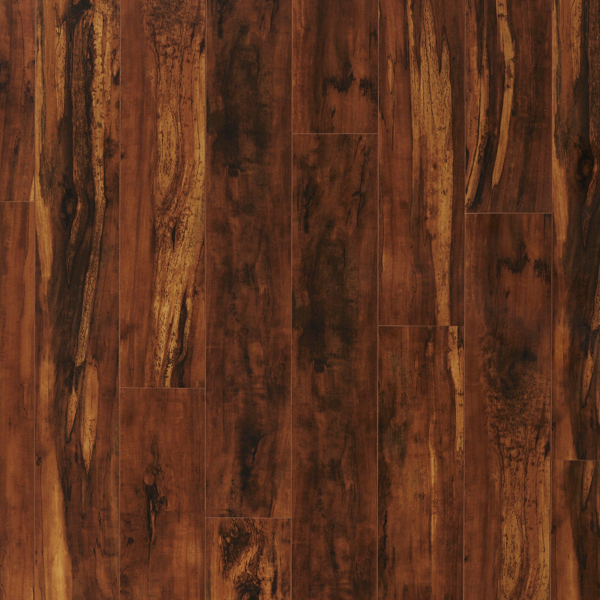 ... Exotic Tigerwood High Gloss Laminate. Tap To Zoom