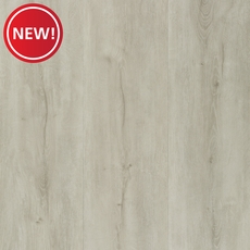 New! Nucore Light Gray Plank with Cork Back