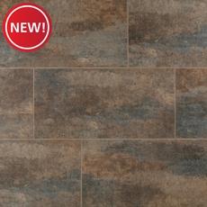 New! Graphite Groutable Luxury Vinyl Tile