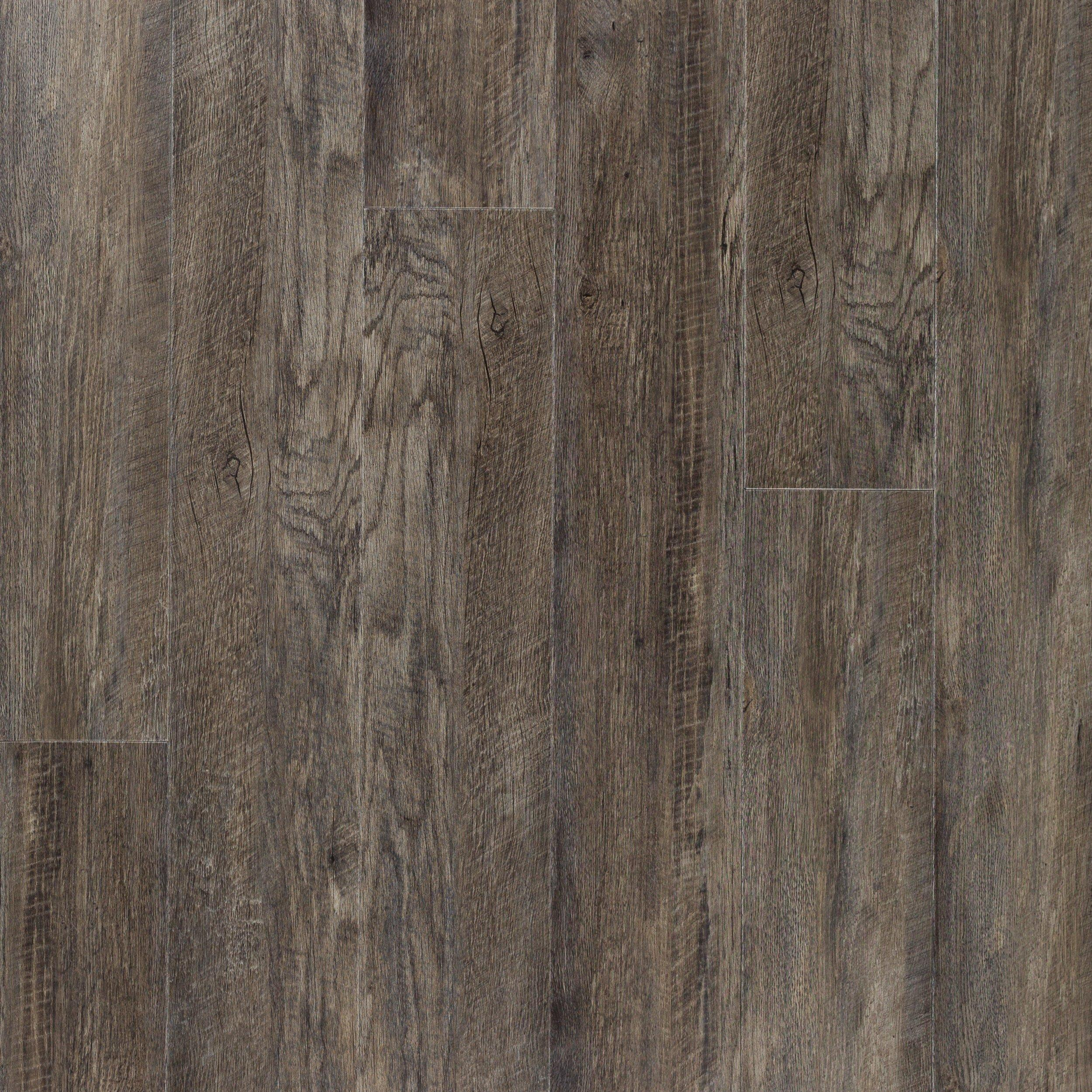Ash Gray Groutable Vinyl Plank Tile 3mm 100376987 Floor And