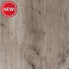 New! Smoked Hickory Luxury Vinyl Plank