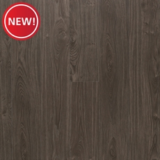 New! Ash Gray Oak Luxury Vinyl Plank