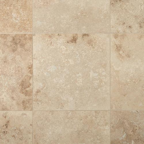 Paros Honed Filled Travertine Tile - 18 x 18 - 100378140 | Floor and ...