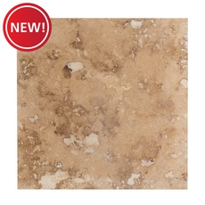 New! Paros Honed Travertine Tile