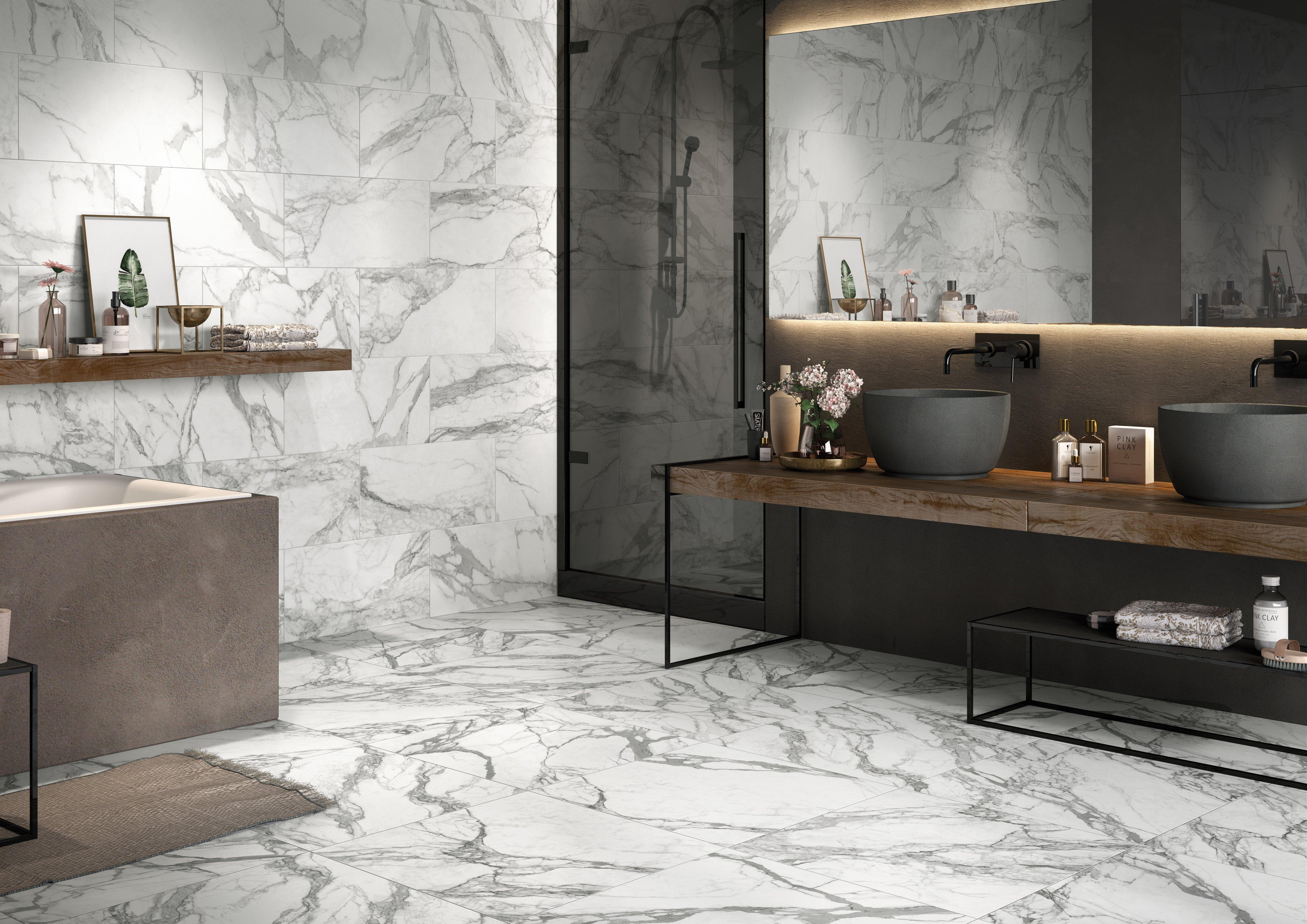 Get Inspired Marble Bathrooms