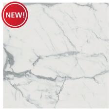 New! Avenza Bianco Matte Porcelain Tile