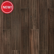 New! Eco Forest Maganda Hand Scraped Locking Engineered Bamboo