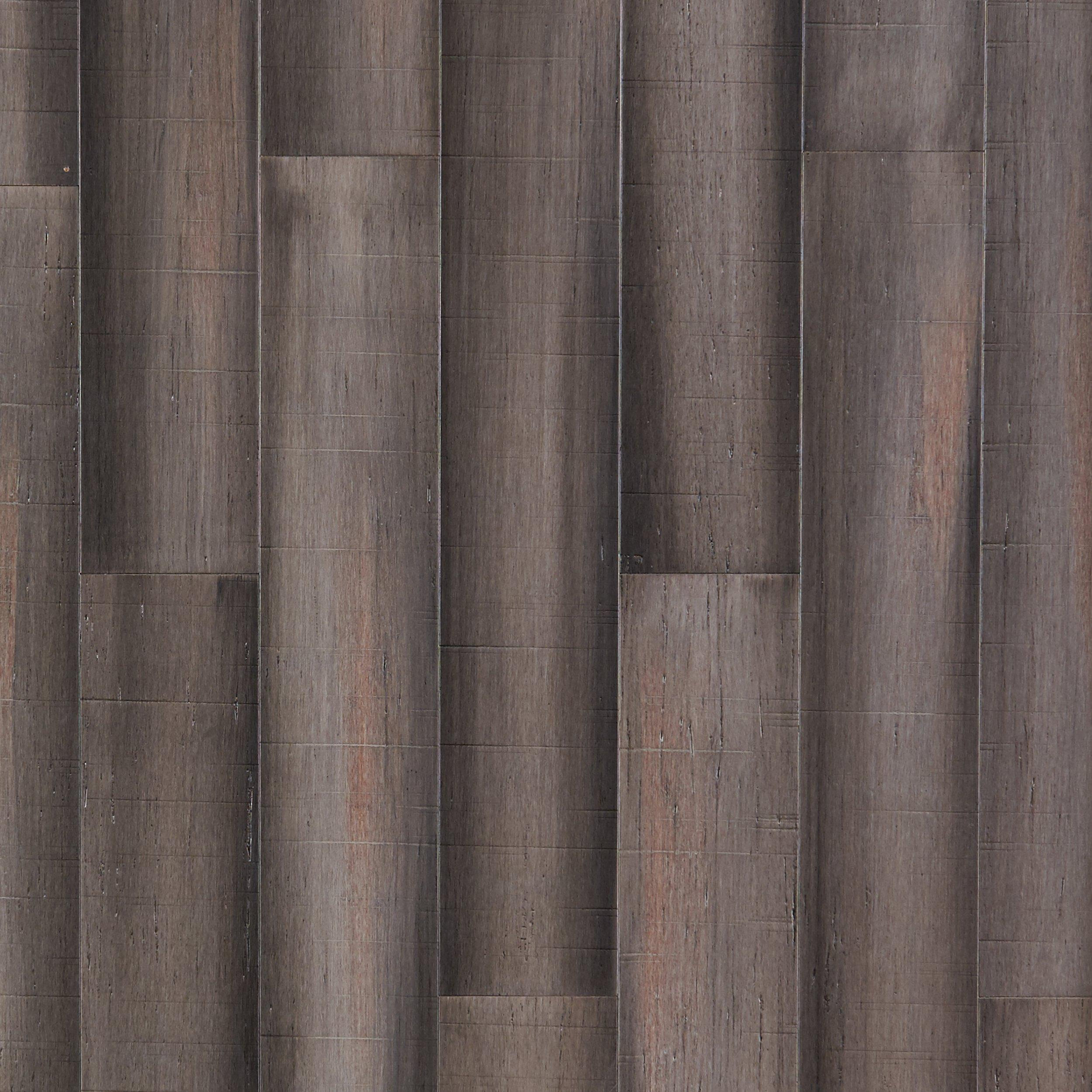 ecoforest pietra sawn locking engineered bamboo 38in x 5in floor and decor
