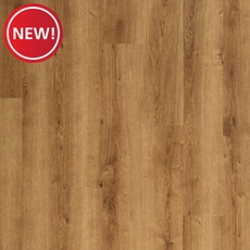 New! NuCore Blonde Oak Plank with Cork Back
