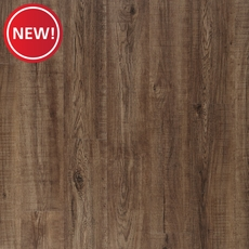 New! NuCore Coffee Oak Plank with Cork Back