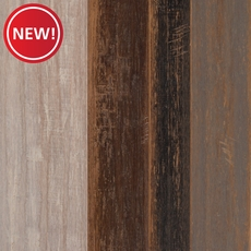 New! Eco Forest Dolpino Antique Engineered Bamboo