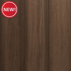 New! Eco Forest Greige Hand Scraped Locking Engineered Bamboo