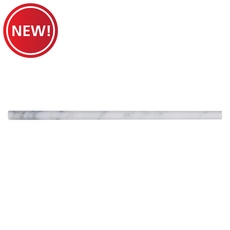 New! Bianco Carrara Marble Pencil