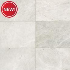 New! Iceberg Brushed Marble Tile