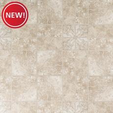 New! Travertine Paver Luxury Vinyl Tile