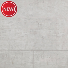 New! White Venetian Luxury Vinyl Plank