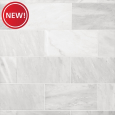 New! Tuscany Antique Carrara Marble Tile