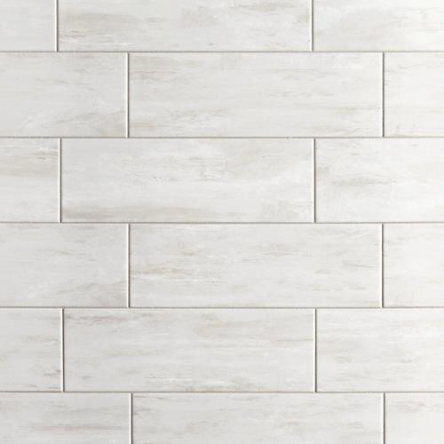 Coastal Beach White Ceramic Tile 6 X 18 100387695 Floor And