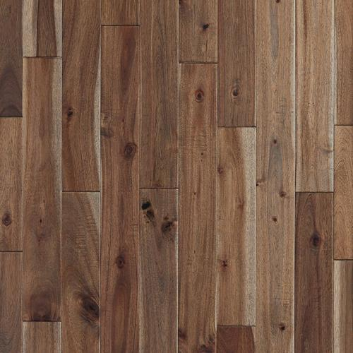gray acacia hand scraped solid hardwood - 3/4in. x 3 1/2in