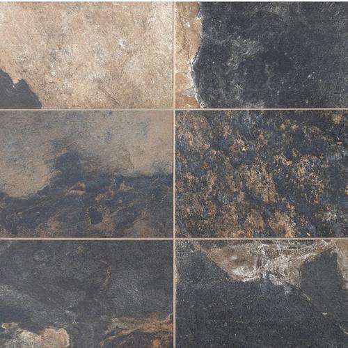 Himalaya Charcoal Ii Porcelain Tile 12 X 24 100389634 Floor