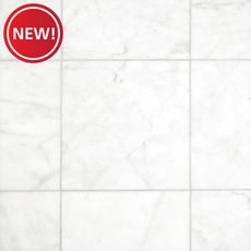New! Carrara Milano Honed Marble Tile