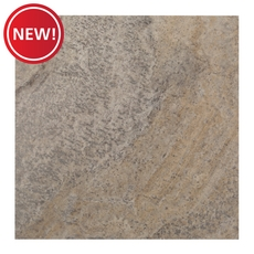 New! Supreme Silver Travertine Tile