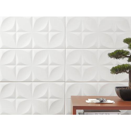 Polar White Ceramic Tile 10 X 30 100402585 Floor And Decor